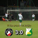 Polonia – Świt 3:0, słaba gra…